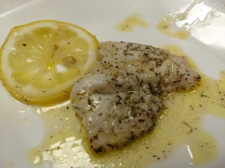 Butter Lemon Lionfish